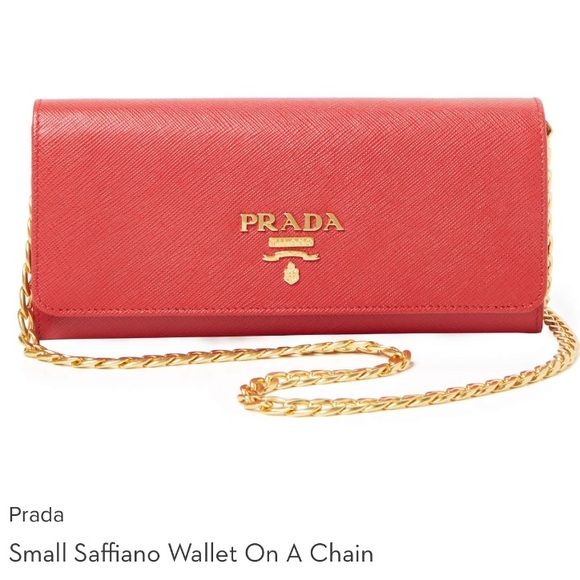 8a8604a2029e discount authentic prada black tessuto gold chain shoulder bag b1467 40b17  6e1c6  coupon code for prada red small saffiano wallet on a chain 4297e  c3cdc
